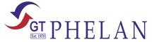 GT Phelan Logo