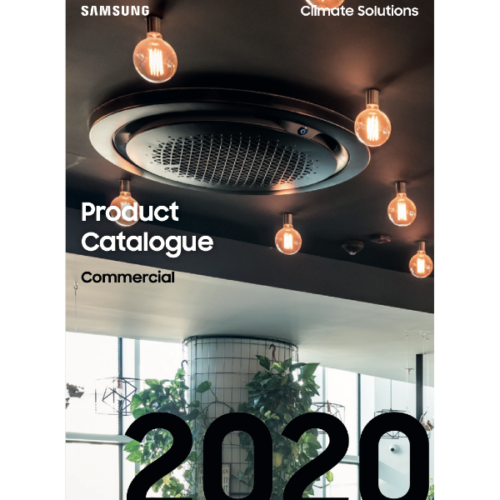 Samsung VRF Catalogue