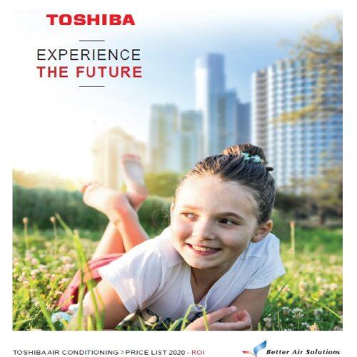 Toshiba Price List 2020